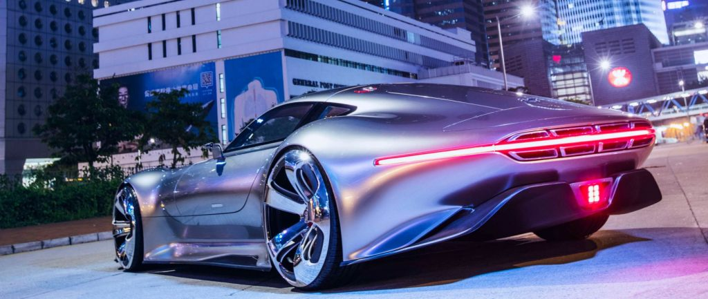 psoterio mercedes benz amg vision gt