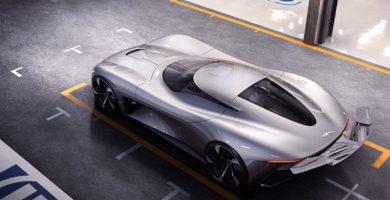 Jaguar Vision Coupé – Gran Turismo Sport