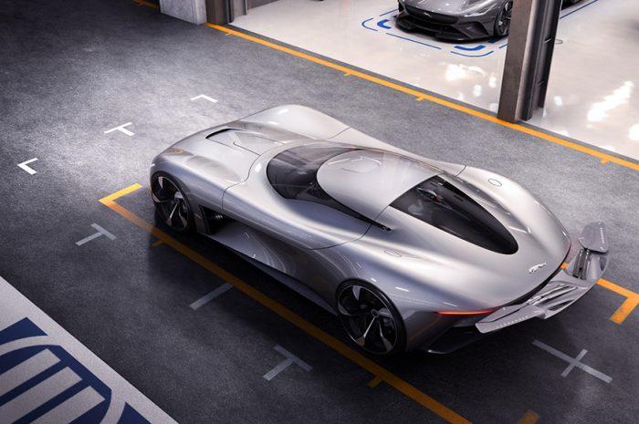 jaguar gran vision coupe