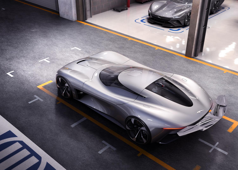 Jaguar Vision Coupé - Gran Turismo Sport