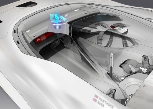 interior jaguar gran vision coupe