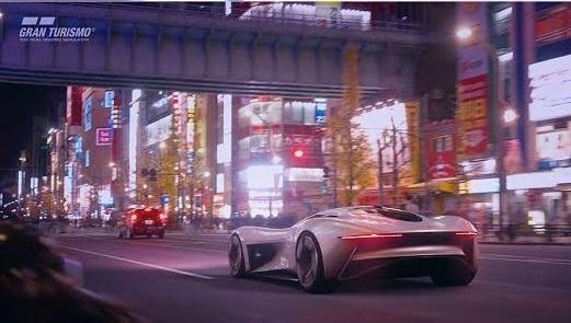 ps4 jaguar gran vision coupe