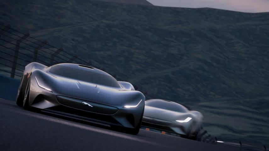 imagenes jaguar gran vision coupe