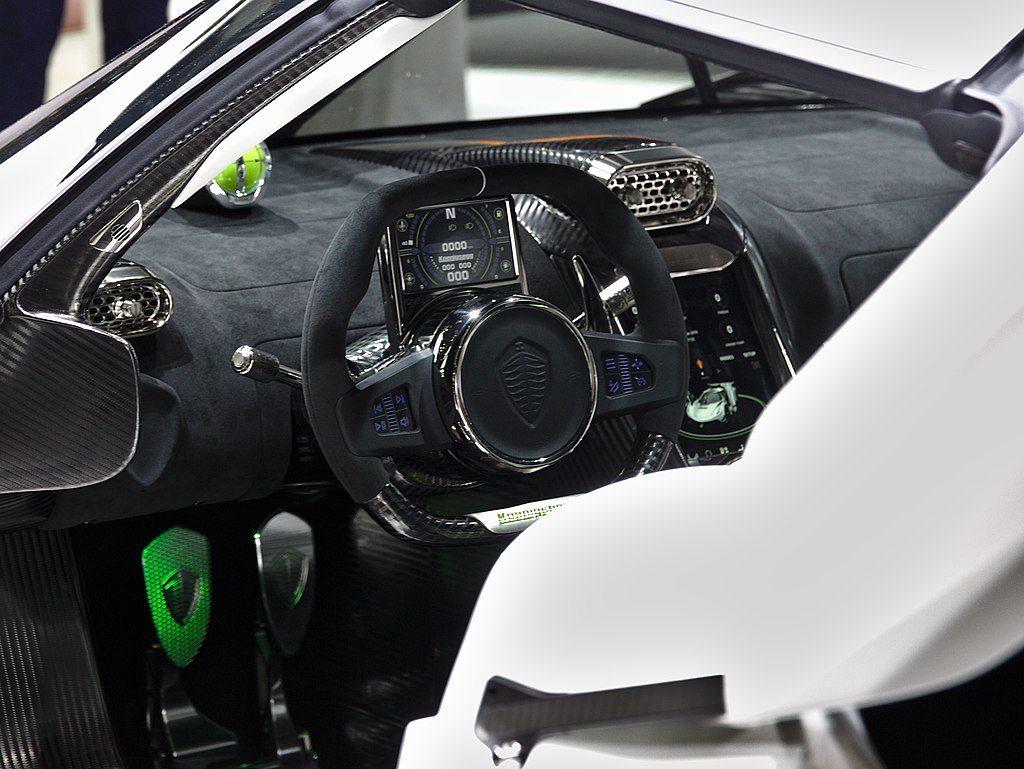 Koenigsegg Jesko wallpaper