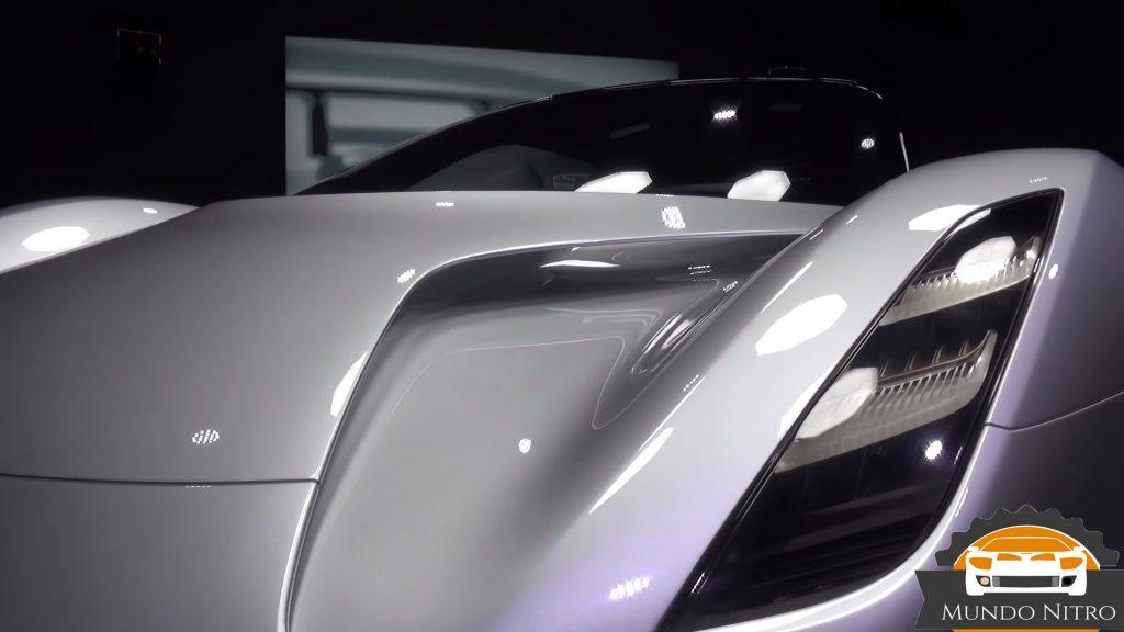 aerodinamica Lotus Evija