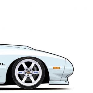 mazda rx7 fc motor rotary