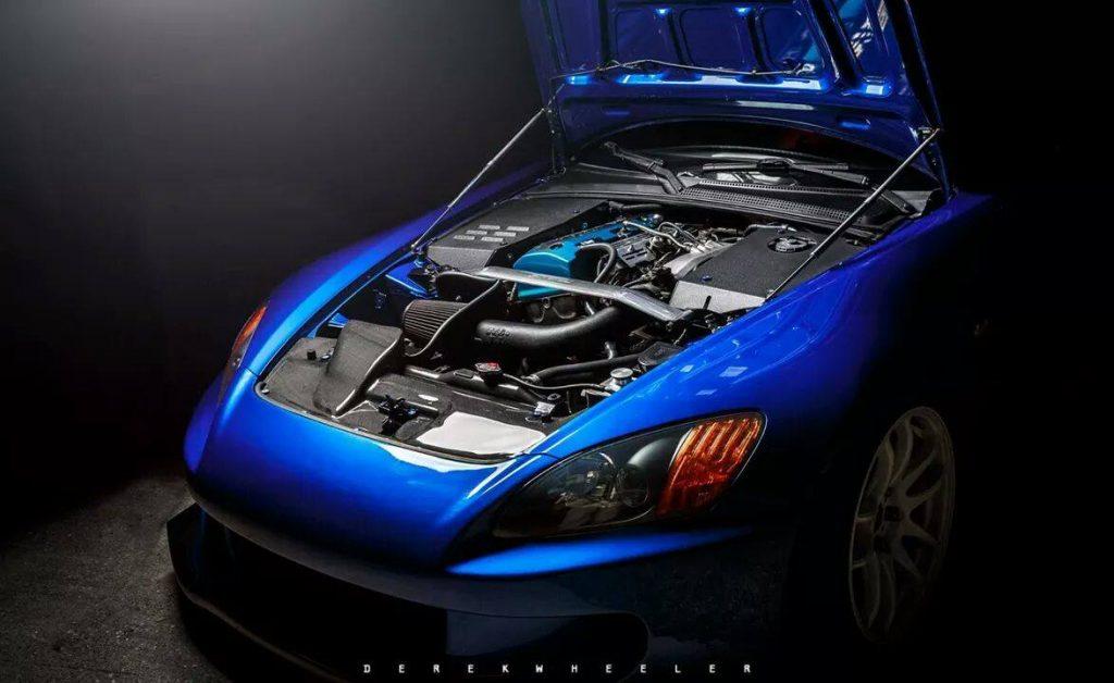motor honda s2000