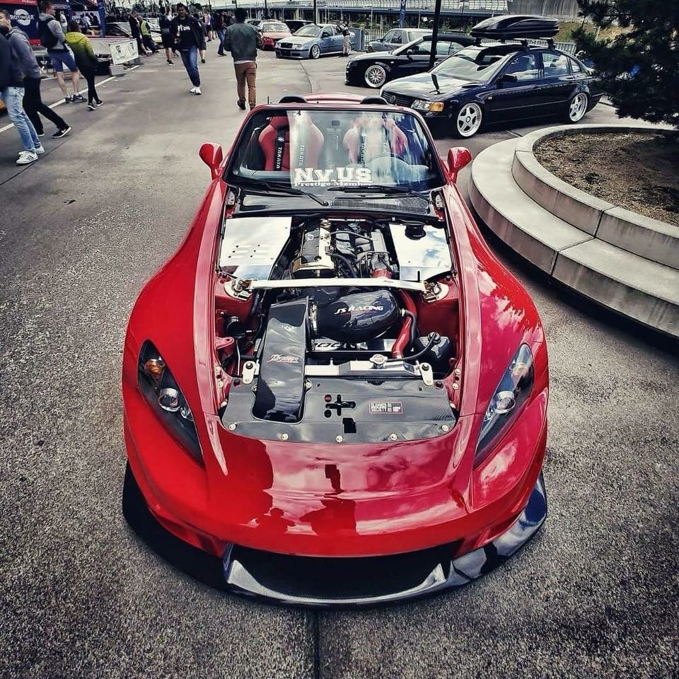 honda s2000 modificado coupe