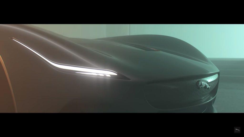 faro delantero jaguar gran vision coupe