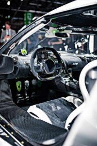 interior Koenigsegg Jesko