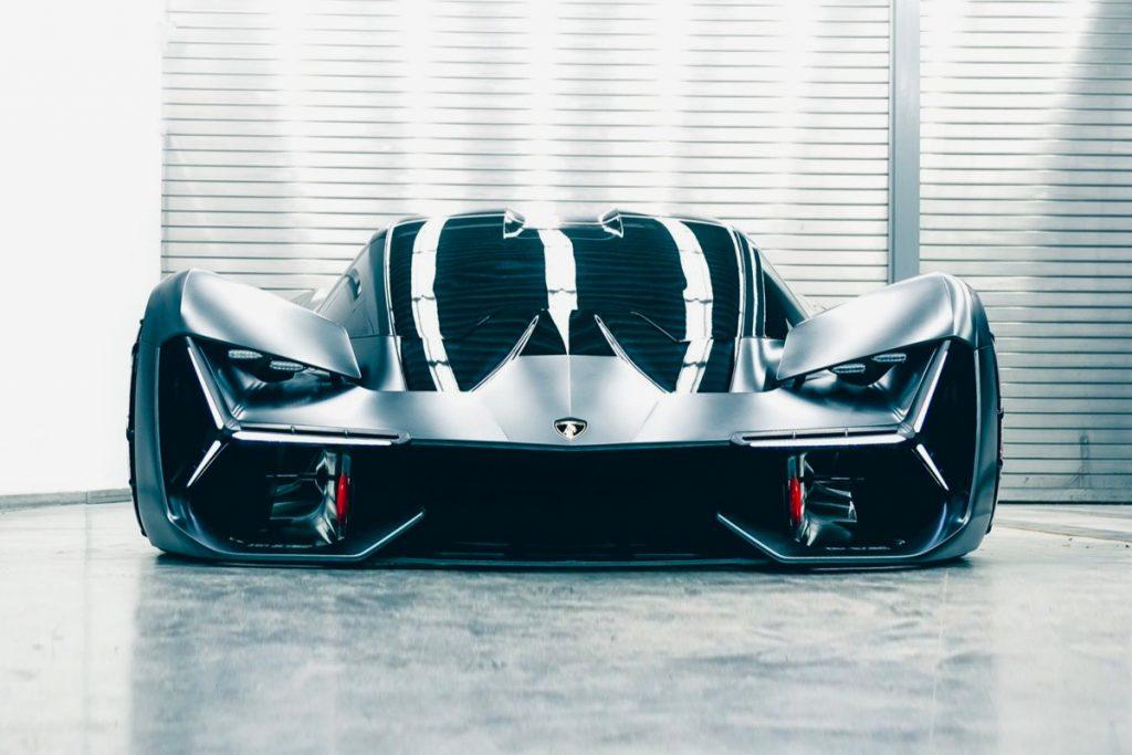 test drive Lamborghini terzo millennio