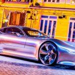Mercedes Benz AMG Vision GT