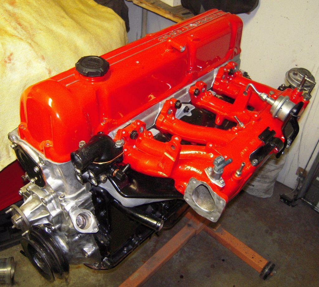 motor l28 rojo tuning