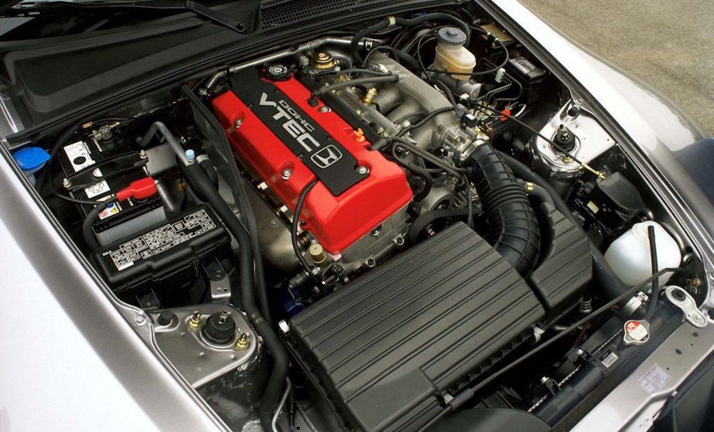 motor honda s2000 vtec f22 y f20