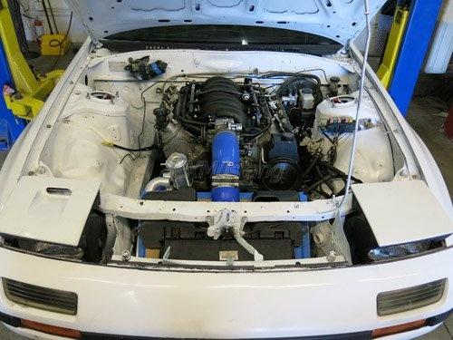 motor mazda rc7 fc tuning consumo
