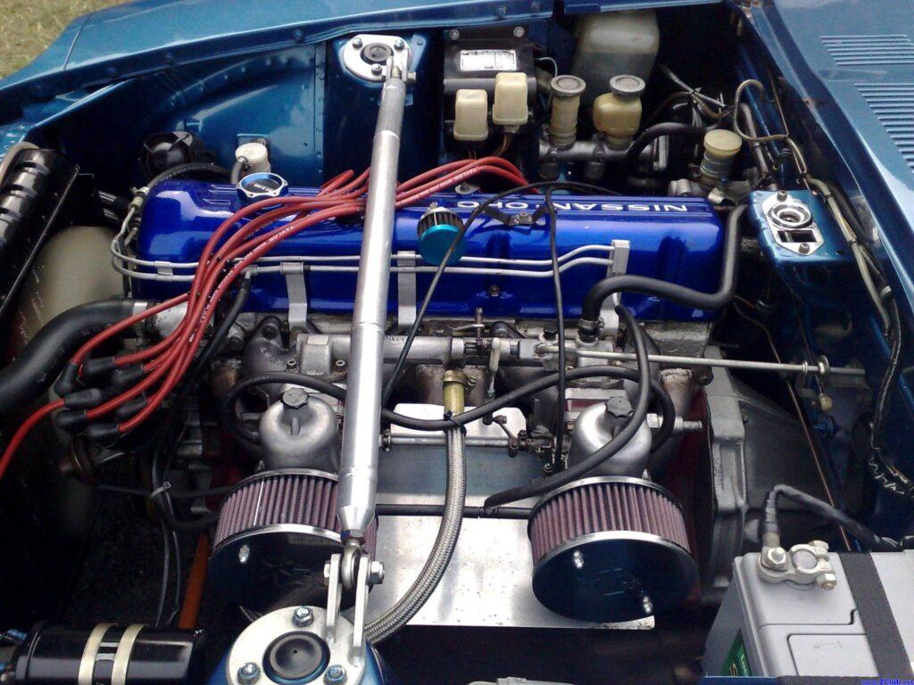 motor-datsun-l24-nissan