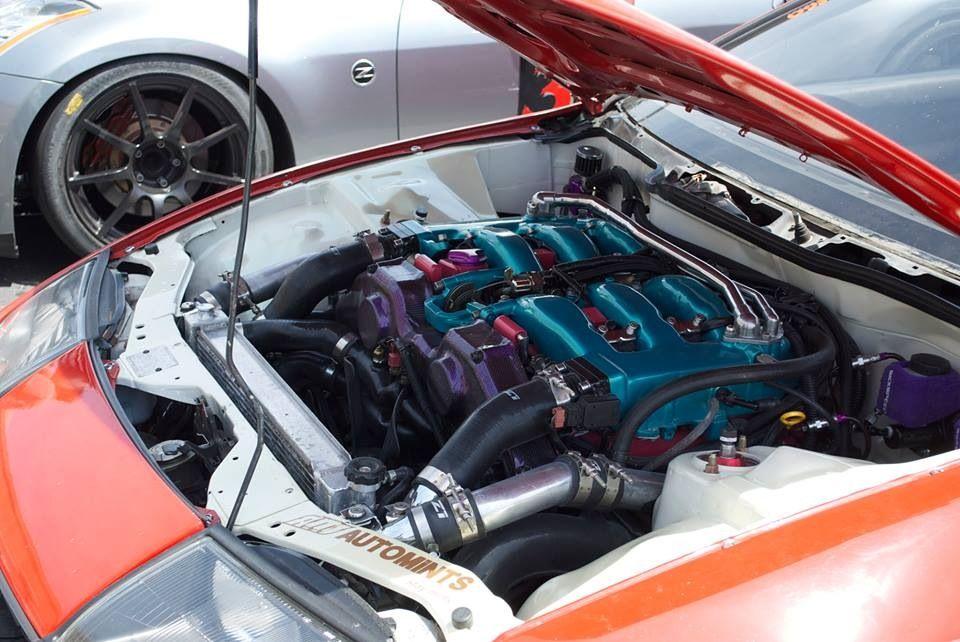 motor VG30 DETT nissan 300zx segunda generacion