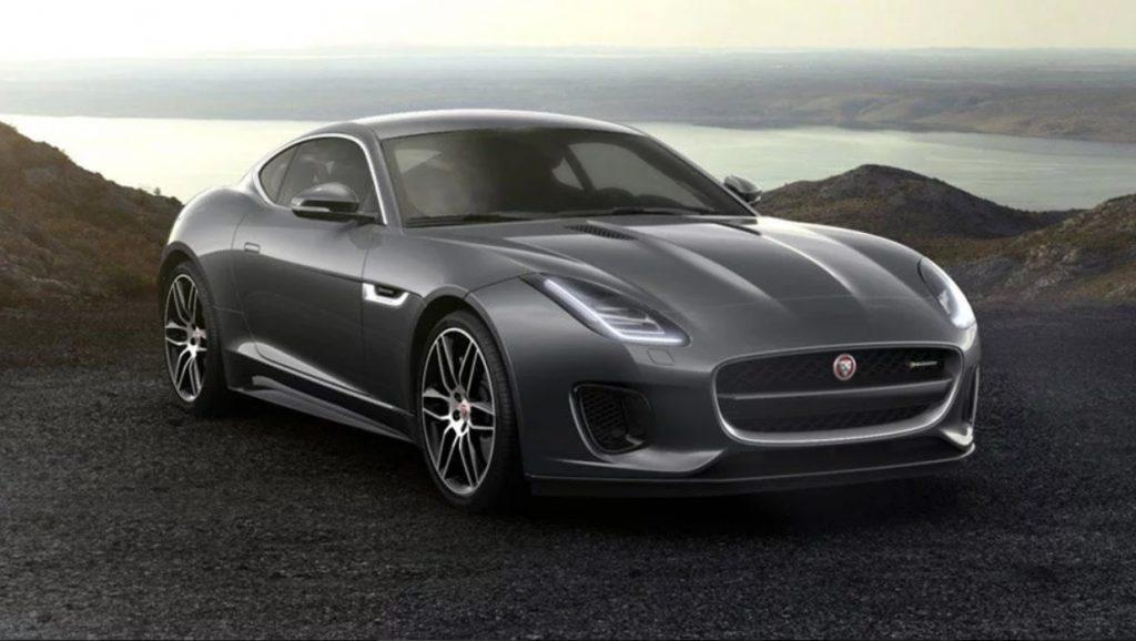 jaguar f type r dinamic 2019