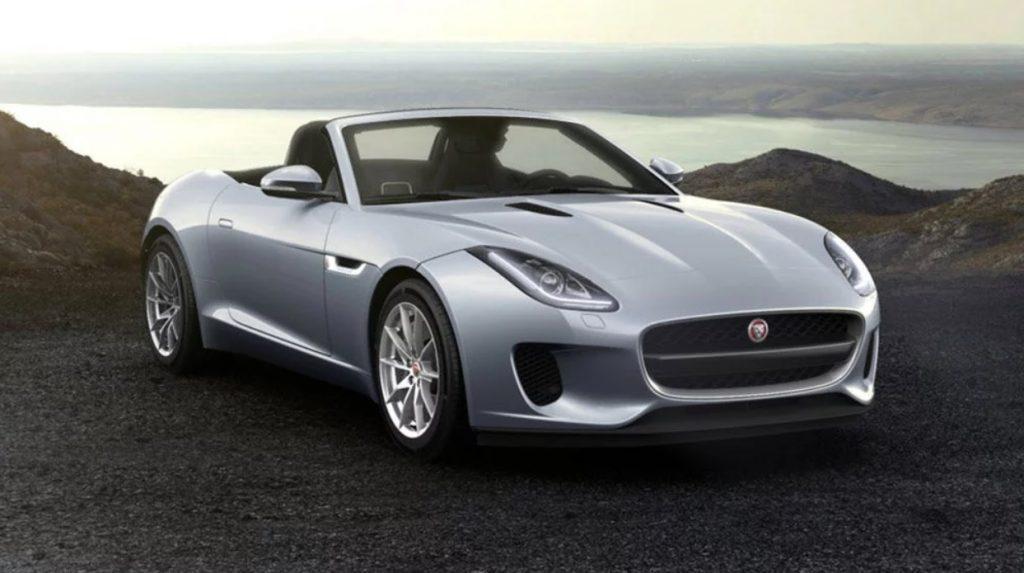 jaguar f type roadster o descapotable