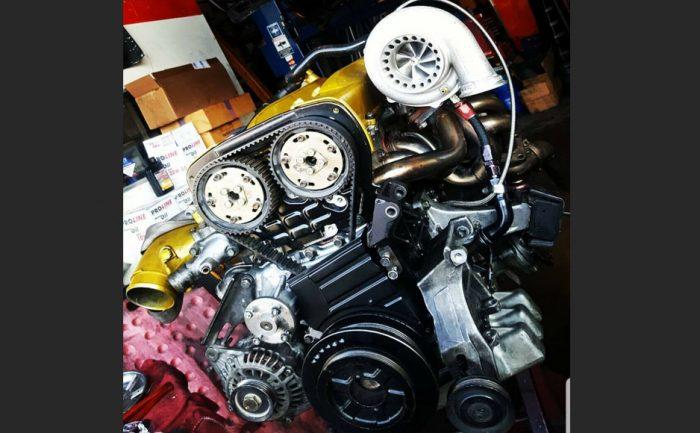 que es un motor de dohc o con doble arbol de levas