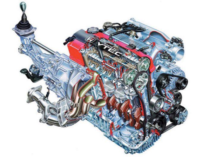 motor vtec de honda