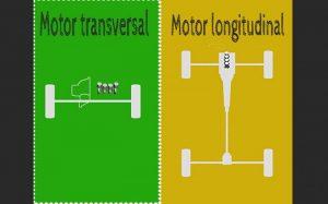 que es mejor un motor transversal o un motor longitudinal